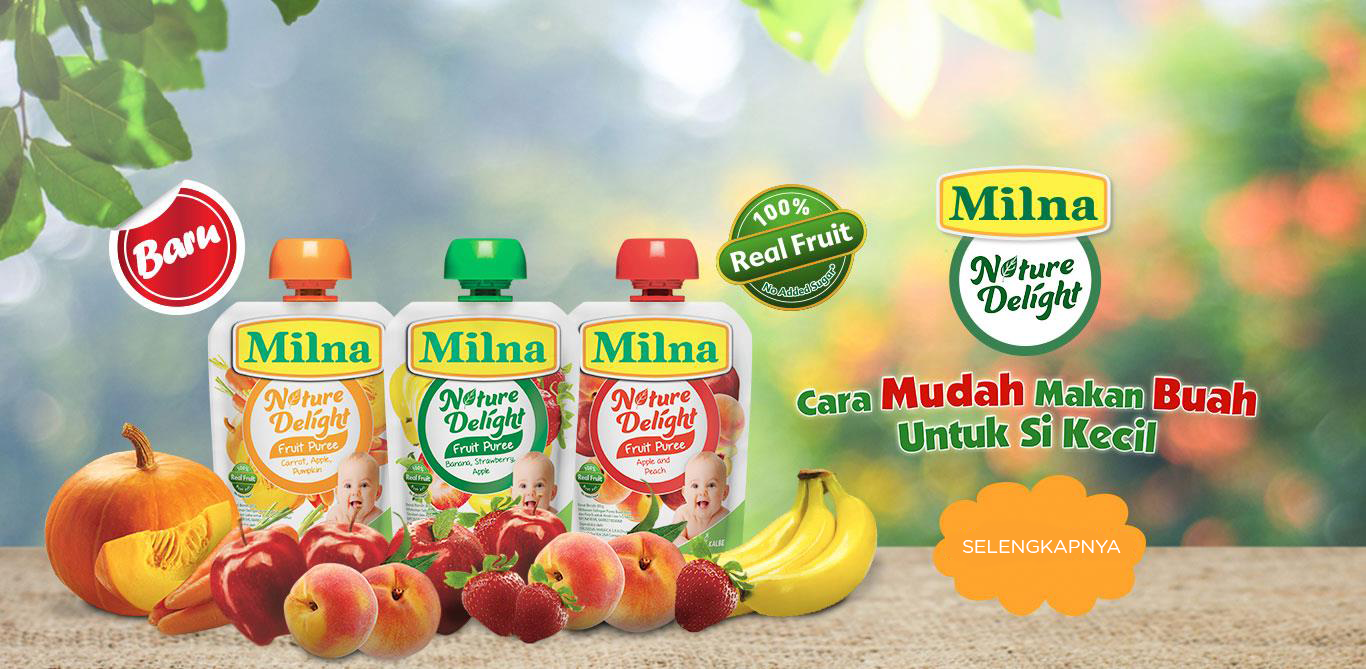 Banner Nature Delight Indonesia