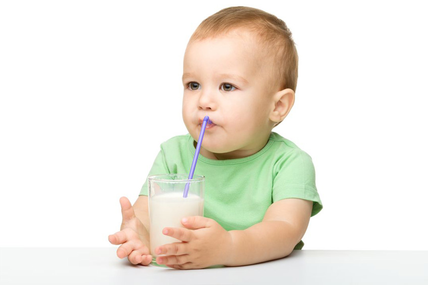 How to Handle Your Child Drinking Milk & Not Wanting to Eat